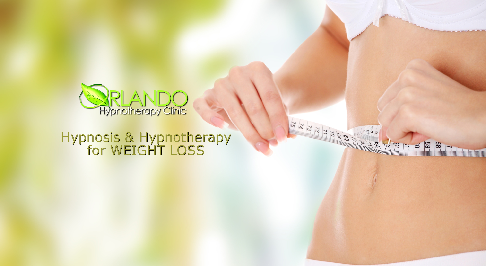 Hypnosis-The Secret to Permanent Weight Loss? Really?   Orlando